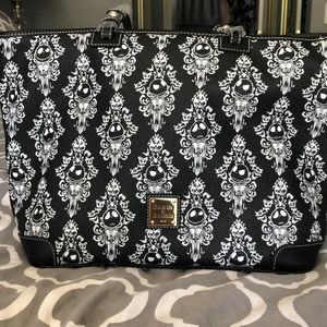 New Dooney & Bourke Nightmare Before Christmas Bag